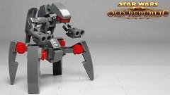 Sith War Droid Mark I (N-11 Ordo) Tags: old soldier star 1 war republic force lego mark jedi wars sith droid ordo n11 i