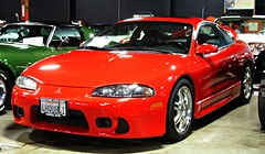 1999 Mitsubishi Eclipse GSX (Jack Snell - Thanks for over 26 Million Views) Tags: california ca wallpaper classic car wall museum vintage paper eclipse antique automotive 1999 historic oldtimer sacramento veteran sales mitsubishi gsx towe jacksnell707 jacksnell