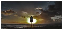 Light House - Burnham On Sea (cig73) Tags: lighthouse burnhamonsea sunset somerset