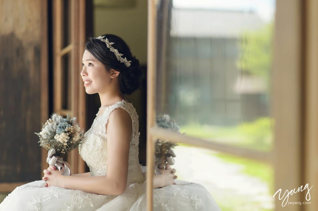 台灣婚紗,婚攝,自主婚紗,自助婚紗,臺北婚紗,鯊魚影像團隊,凡登西服,艾莉緹恩手工婚紗 Elitiana,新娘秘書 凱薇 小腮紅整體造型