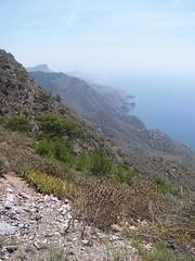 Monte de Las Cenizas (vinylculture) Tags: las parque cabo natural hiking murcia mtb monte cartagena caminata senderismo espaol ejercito batera senderos regin cenizas negrete calblanque fortificaciones portmn