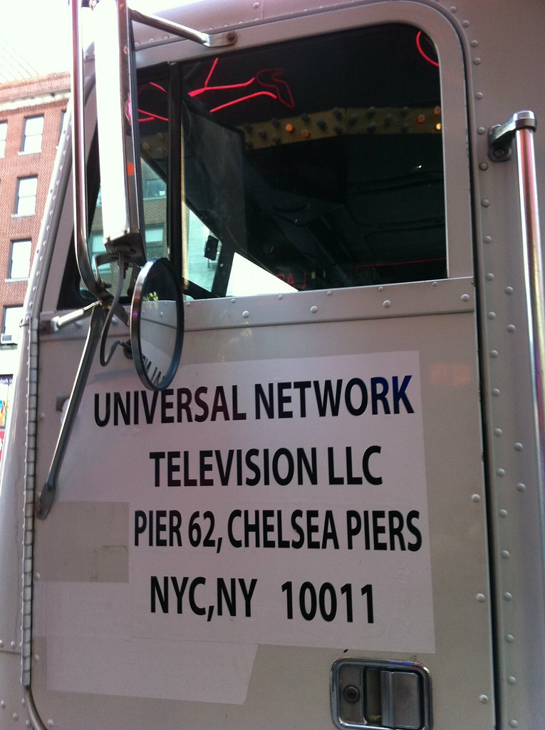 Universal Networks on location