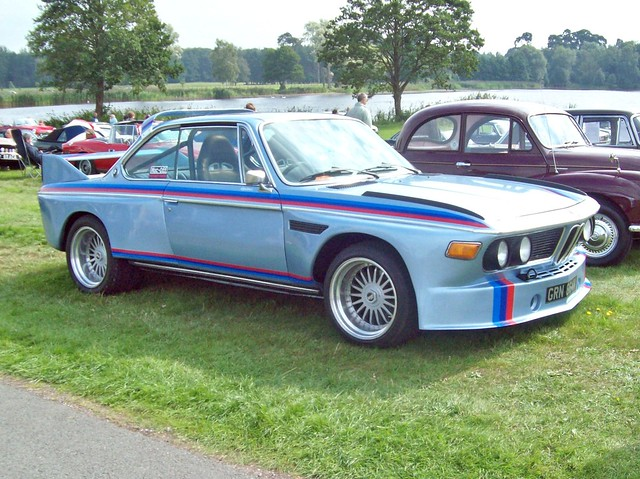german bmw 1970s