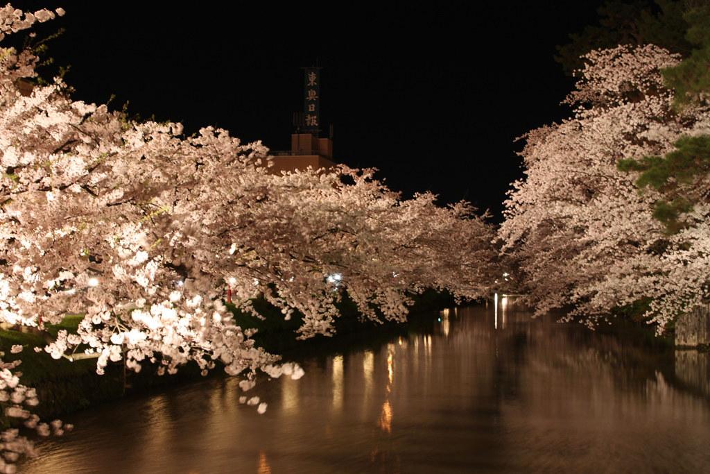 Tohoku Trip 1st day in Akita prefecture, Kakunodate (26)