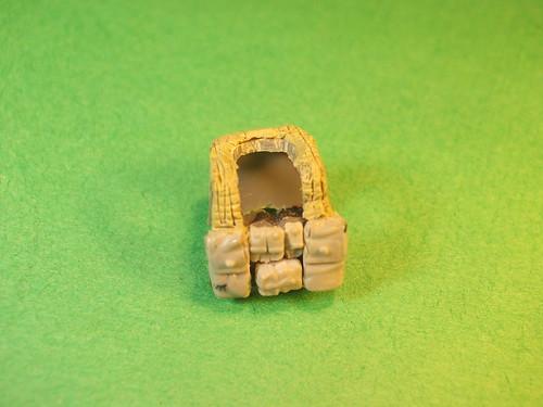 Custom minifig Strap layout