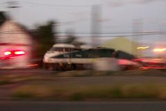 ATK 479 shoves the train southwards