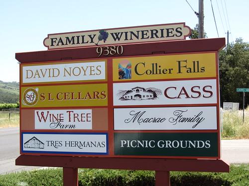 Family Wineries Tri-Tip & Wine Saturdays