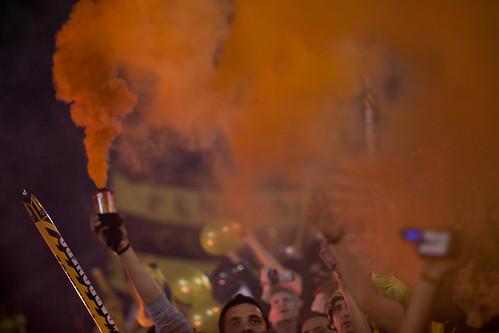 Carbonero   Copa Libertadores de America 2011   Santos  - Peñarol   110623-7586-jikatu
