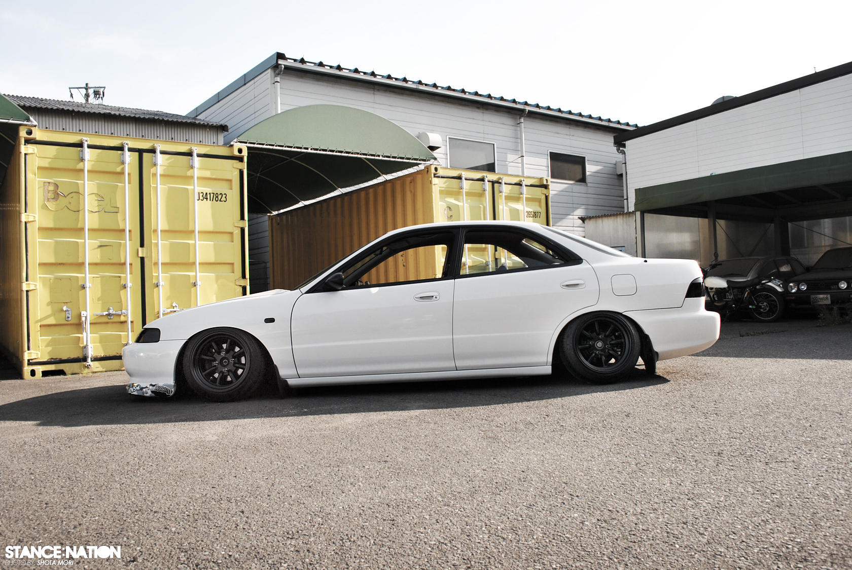 Speedshop Db8 Type R Stancenation Form Function
