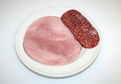 04 - Zutat Schinken & Salami
