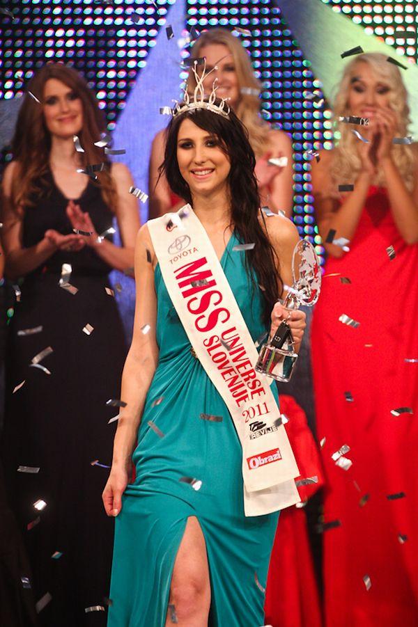 Miss Universe Slovenia 2011, Ema Jagodič   Miss Universe Slovenia 2011, Ema Jagodič 1