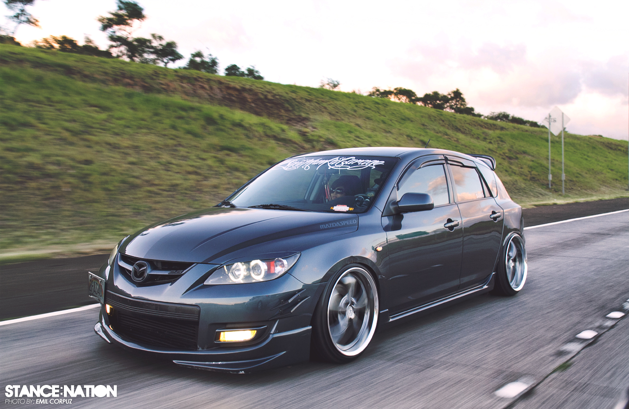 Re: HellaFlush mazda3s? warning incoming game:
