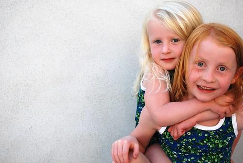 Marcellekes en zusterliefde