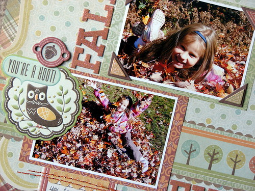 Fall Fun - We R Memory Keepers