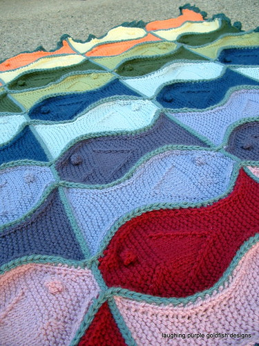 festive fish blanket 5