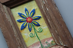 Whimsical Stitched Art (lchunt) Tags: art stitched