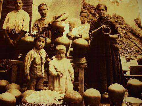 familia alfarera DAIMIEL