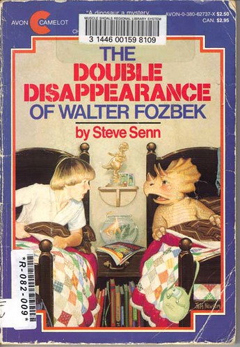 The Double Disappearance of Walter Fozbek cover art