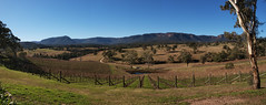 Megalong Valley Panorama (Anthony Wilson2011) Tags: blue sunset panorama mountains night mt estate country valley land emu plains bathurst penrith megalong dryridge tarana sodwalls