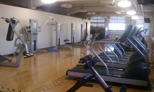 Rockwell Fitness Center