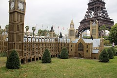 The Palace of Westminster, London, England ( - Zhu Hua Long) Tags: china park miniature tourist replica shenzhen windowoftheworld
