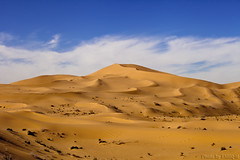 Desert Dunes (TARIQ-M) Tags: sky cloud texture sahara landscape sand waves pattern desert ripple patterns dunes wave ripples riyadh saudiarabia hdr   canoneos5d     goldensand     canonef70200mmf4lusm         dahna canoneos5dmarkii        aldahna