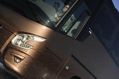 VDL Omnibus Sicherheitstraining Lausitzring 13.11.2011 II