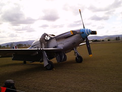 Aussie Mustang (Img.junkie) Tags: vintage airplane flying aircraft aviation aeroplane ww2 mustang p51d aircraftdisplay