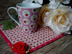 D ROSAS! (**DASDE Artes!**) Tags: rose rosa mugrug tapetedecaneca