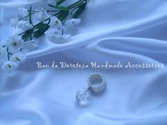 Anel 4 (Bau da Doroteia Handmade) Tags: pedrarias anelartesanal