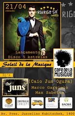 Rodrigo Sá lançamento do 5 estrelas (Rodrigo Sá) Tags: music max sol de la cafe janeiro brazilian marco sa rodrigo musique juns gargiulo sabetta
