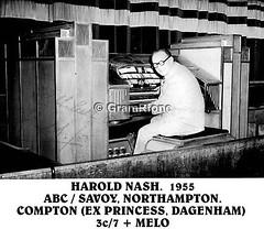 Harold Nash 2 (gramrfone) Tags: cinema theatre organists