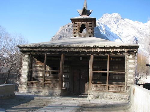 Mosque Amborik Shigar Baltistan 2