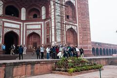 Taj Morning 7823 (Ursula in Aus) Tags: india architecture taj tajmahal unesco uttarpradesh earthasia