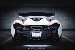 McLaren P1 Mahdiar Edition (Marcel Lech Photography) Tags: red vancouver photography marcel interior rear engine front mclaren brakes dashboard carbon edition exposed p1 65 lech hypercar mahdiar
