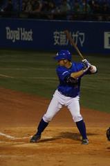 DSC06425 (shi.k) Tags: 神宮球場 横浜ベイスターズ 140516 嶺井博希 イースタンリーグ