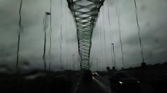 BRIDGE 2 (seathepicture) Tags: rain runcorn runcornbridge runcornwidnesbridge