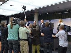 5 June 2014 Press Conference (European Central Bank) Tags: frankfurtammain ecb finance pressconference interestrates europeancentralbank monetarypolicy vitorconstancio eurozone interestrate mariodraghi euroarea financialbanking christinegraeff