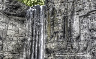 Taughannock State Park ~ Taughannock Falls ~ Ulysses NY