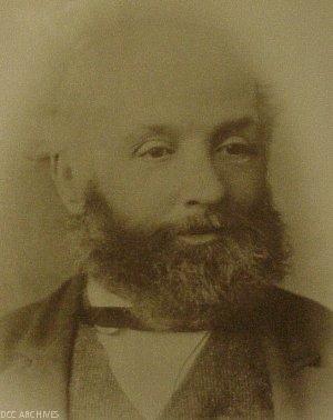 Andrew Mercer, Mayor of Dunedin, 1873-74
