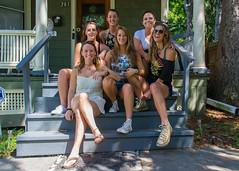 DSC_0010 (Eve Mahaney) Tags: mine ithaca ny new york nikon college roommates seniors happy smile girls