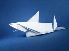 Tiburn - Oriol Esteve (Rui.Roda) Tags: origami papiroflexia papierfalten shark tubaro requin tiburn oriol esteve