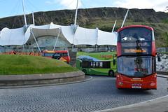 226, 516 & 222 (Callum's Buses & Stuff) Tags: lothianbuses buses bus lothian edinburgh edinburghbus tour citysightseeing open top tours busesedinburgh red buseslothianbuses b5tl lothianedinburghedinburgh lothianbus volvo