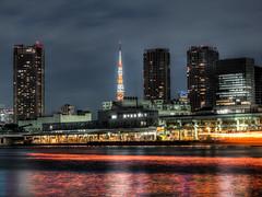 (takanorimutoh) Tags: tokyo tokyotower hdr
