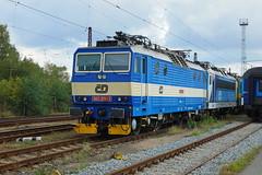 362-171 at Ceska Trebova depot (Karel1999 Over a Million views ,many thanks) Tags: vlak zug locomotives trains diesels ceska trebova