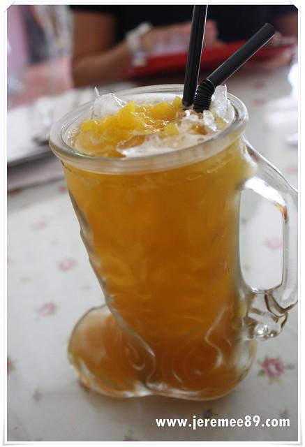 Annabelle's Place @ Tanjung Bungah - Peach Cocktail
