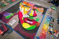 Denver Chalk Art Festival (Vertigophoto) Tags: color art festival square chalk nikon colorado denver tamron nonprofit larimer
