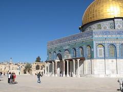 Dome of the Rock (  ), Jerusalem (lstr  clonn) Tags: jerusalem domeoftherock  templemount