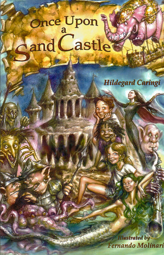 Once Upon a Sand Castle by Hildegard Caringi