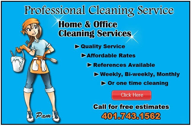 Home Cleaning Services in RI (401) 743-1562